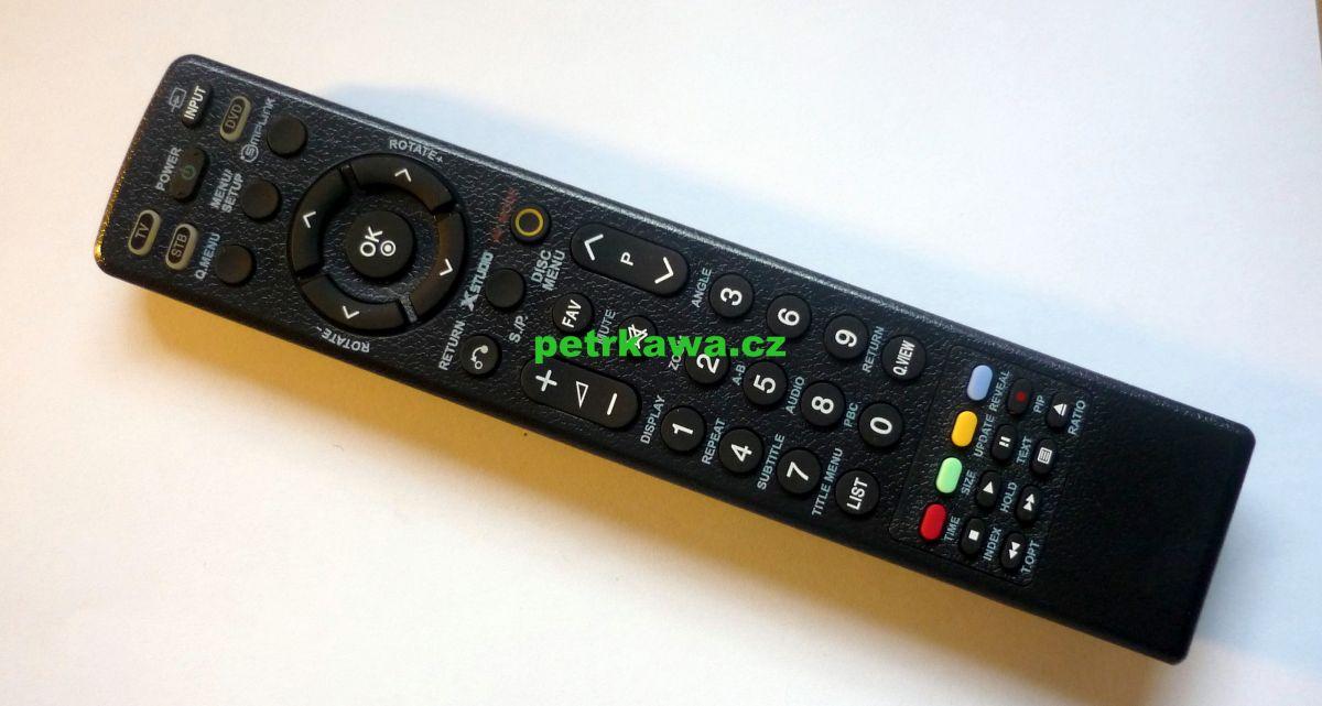 Dálkový ovladač PTW LG MKJ40653802 / MKJ42519601
