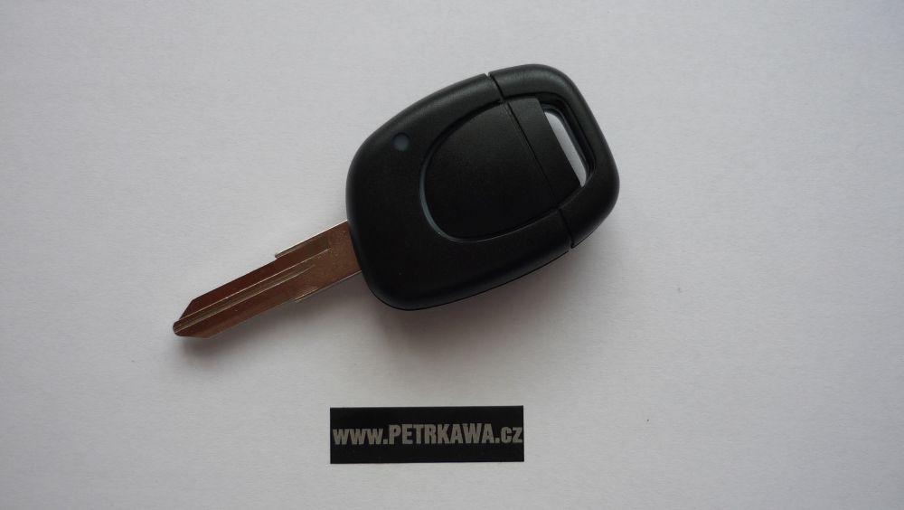 Obal klíče klíč PTW Renault Clio II 2 Kangoo