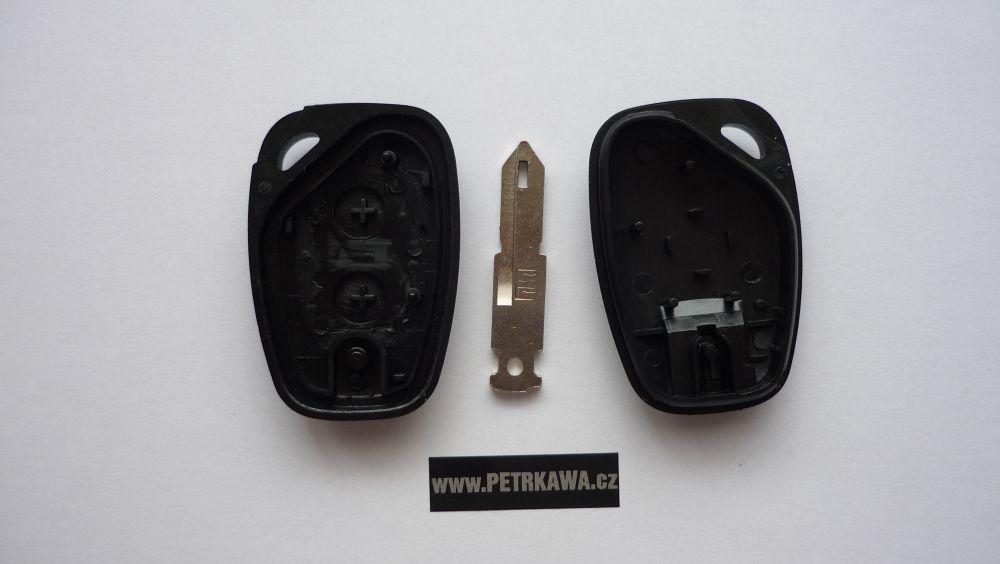 Obal klíče klíč PTW Nissan Primastar