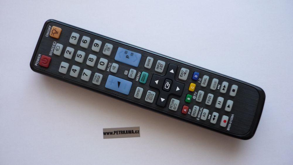 Dálkový ovladač PTW Samsung BN59-01039A 100% kvalita