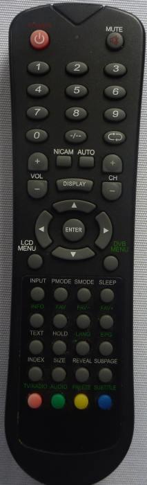 Dálkový ovladač PTW Changhong LT22GP15EB, LT42GF700EB , LT26GF01EB s DVBT LCD 100% kvalita