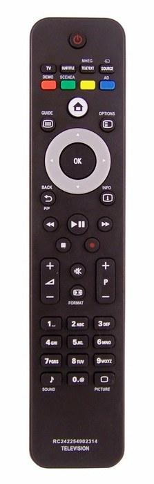 Dálkový ovladač PTW Philips RC242254902314 242254902314 RCPF02E09B YKF253-001 ......