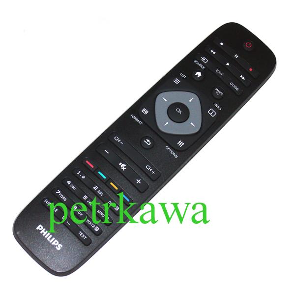 Dálkový ovladač Philips 398GR YKF309-007 398GR8BD3NTPHT 996590004765 Originál