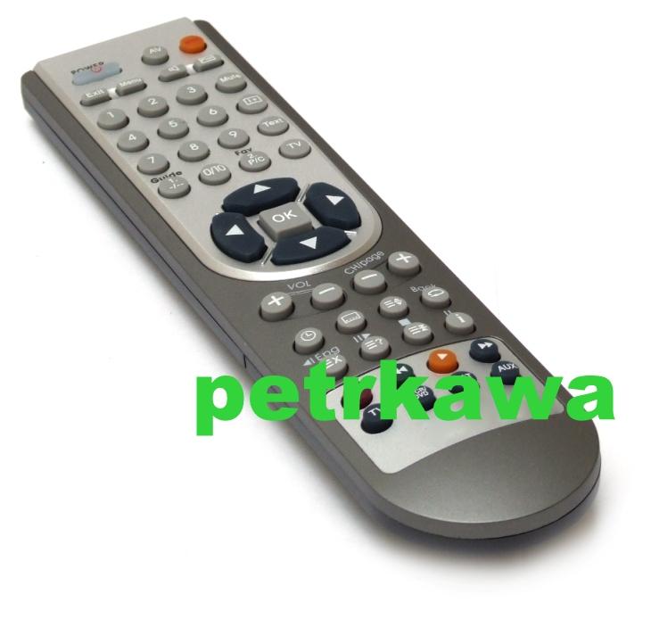 Dálkový ovladač PTW SENCOR SLT2218DVB-T SLT2211 DVB-T