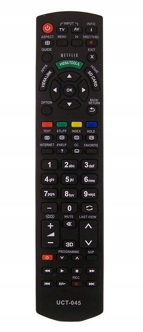Dálkový ovladač ptw Panasonic N2QAYB001010 N2QAYB000048