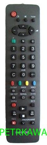 Dálkový ovladač PTW Panasonic EUR511300 511310 511300