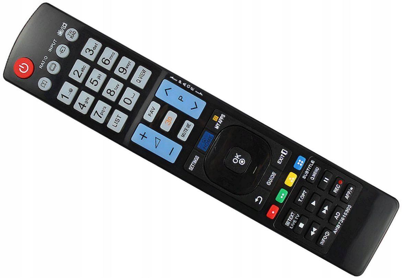 Dálkový ovladač ptw LG AKB73615303 SMART 3D