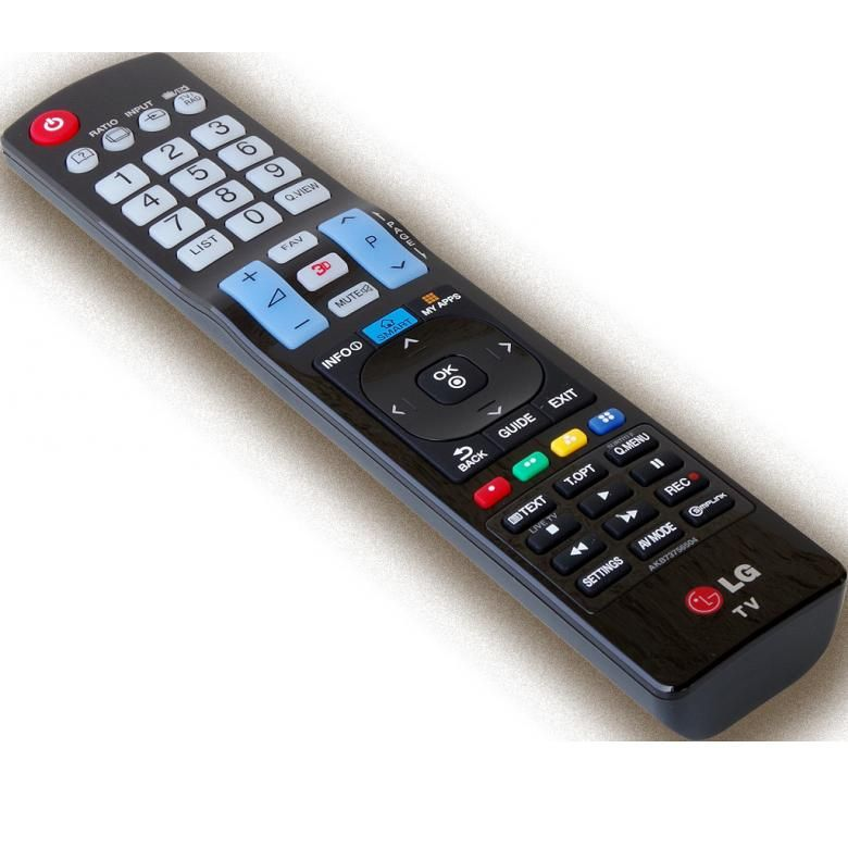 Dálkový ovladač LG AKB73756502 Originální SMART 3D