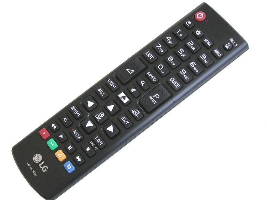 Dálkový ovladač LG AKB74915324 ptw