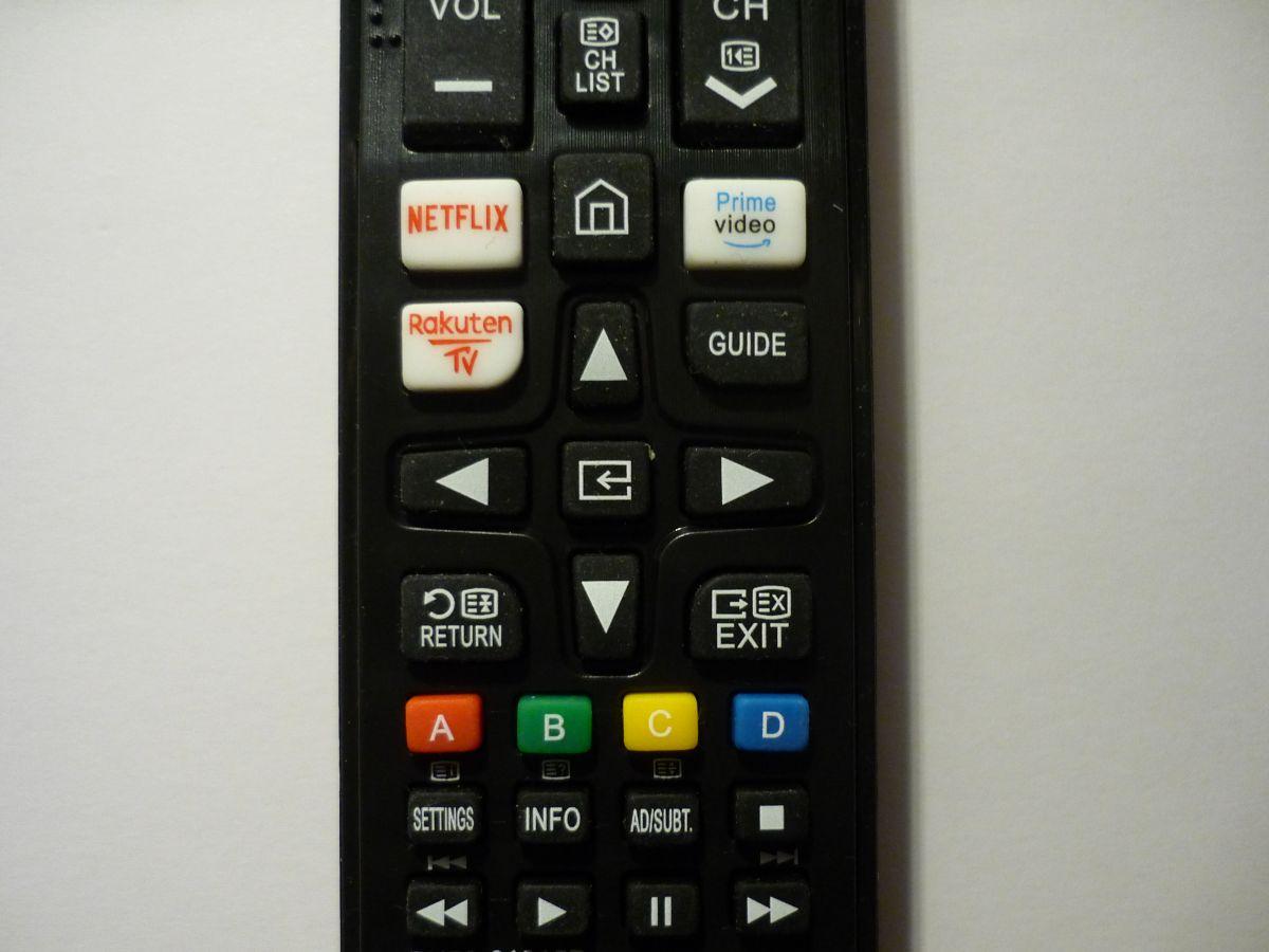 Dálkový ovladač ptw Samsung BN59-01315B SMART