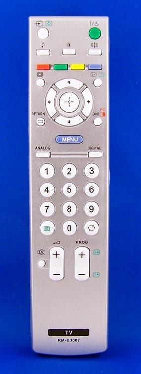 Dálkový ovladač PTW Sony RM-ED007 RM ED007 100 % kvalita