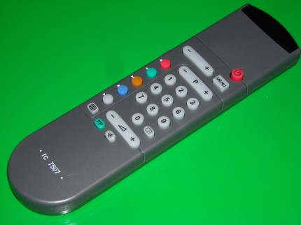 Dálkový ovladač PTW Philips RC7507 RC 7507