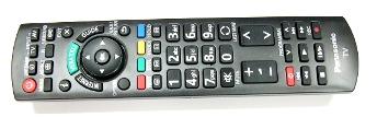Dálkový ovladač PTW Panasonic N2QAYB000753 VIERA LCD PLAZMA Q-Link SD card
