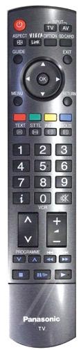 Dálkový ovladač PTW Panasonic N2QAYB000239 VIERA LCD PLAZMA Q-Link SD card