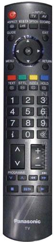 Dálkový ovladač PTW Panasonic N2QAYB000291 VIERA LCD PLAZMA Q-Link SD card