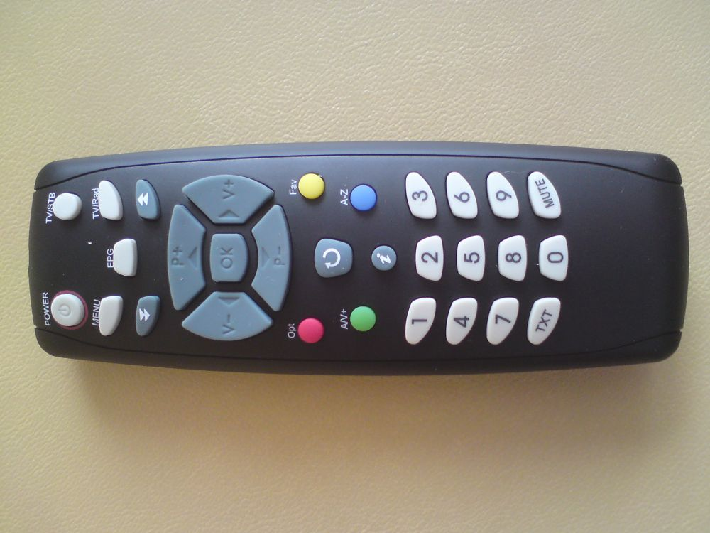 Dálkový ovladač PTW Mascom MC2000HDCI MC 2000 bez funkcí pvr usb
