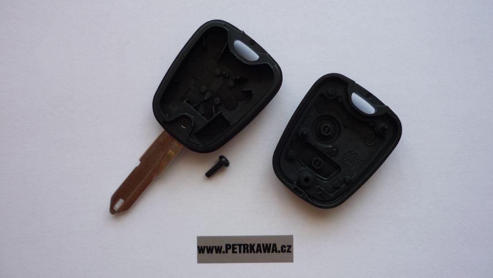 Obal klíč ptw Peugeot 106 206 CC 306