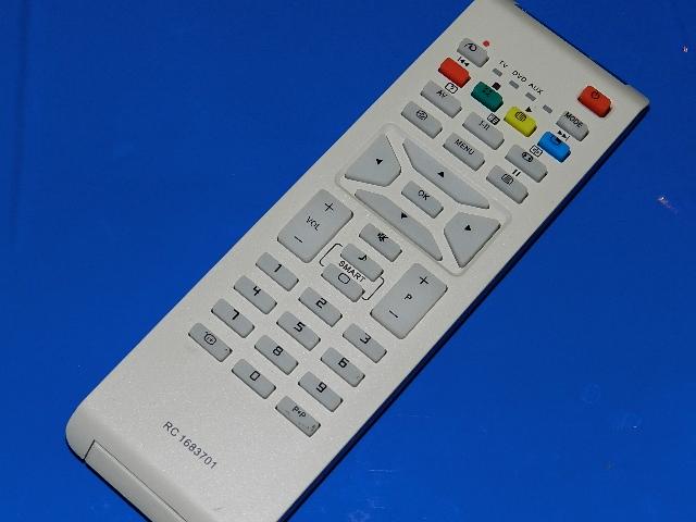 Dálkový ovladač PTW Philips RC1683701 , RC1683706 , RC1683701/01....