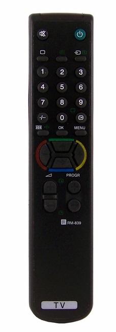 Dálkový ovladač PTW Sony RM839 RM 839 100%