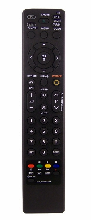 Dálkový ovladač PTW LG MKJ40653802 100% kvalita