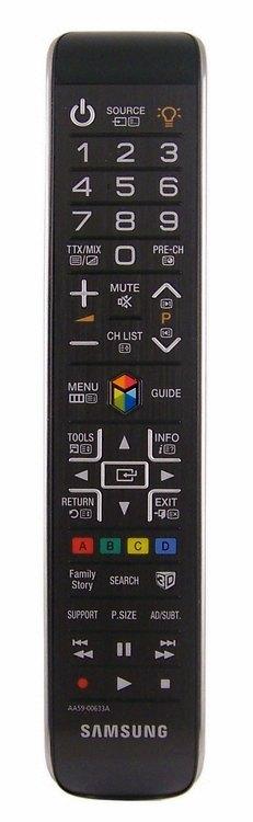 Dálkový ovladač Samsung AA59-00582A AA59-00633A LED 3D s podsvícením originální