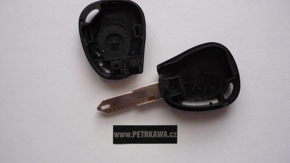 Obal klíče klíč PTW Renault Laguna Clio Twingo Megane...