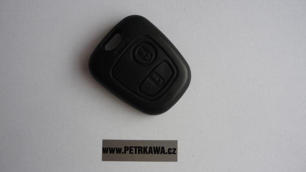 Obal klíč ptw PEUGEOT 206 207 307 407 607