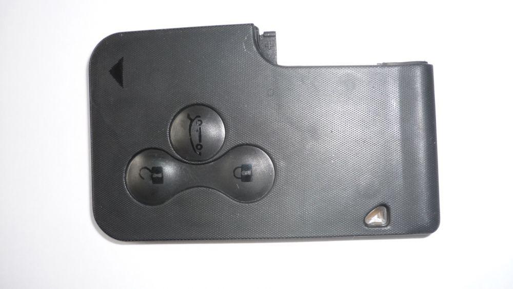 Obal klíče klíč PTW Karta Renault Megane Scenic