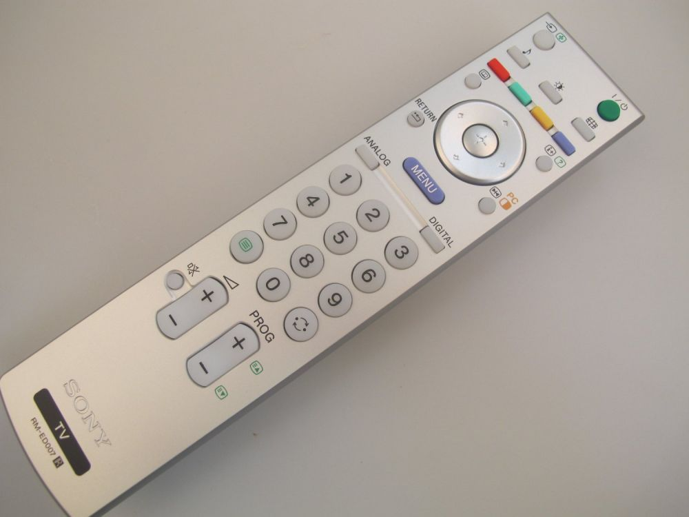 Dálkový ovladač Sony RM-ED007 RM ED007 Originál