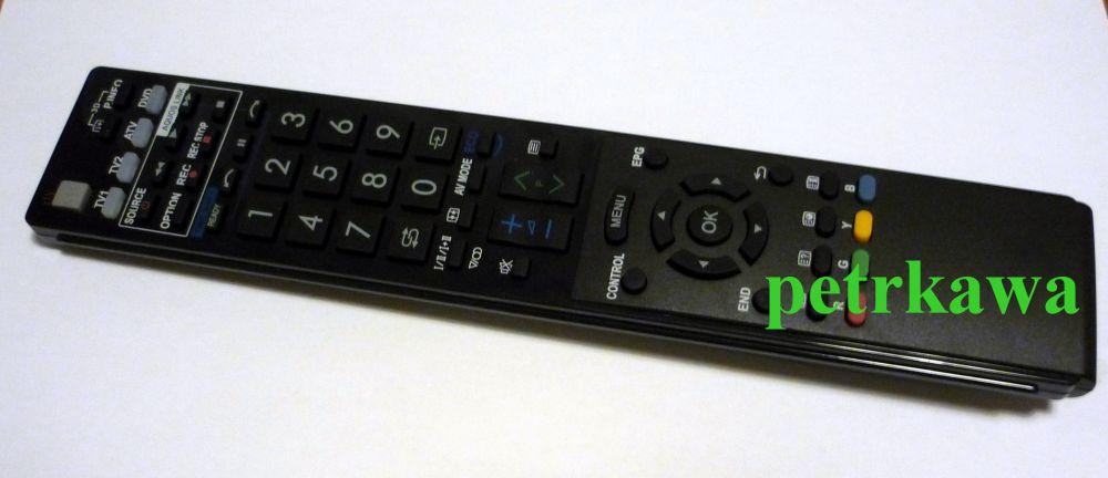 Dálkový ovladač PTW Sharp GA771WJSA GA686WJSA RC1910 GA857 GJ220 LED LCD HDTV IR005