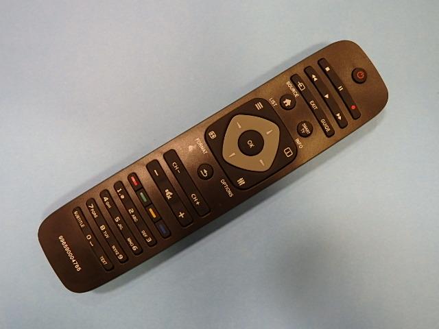 Dálkový ovladač PTW Philips 996590004765 YKF308-001 100%