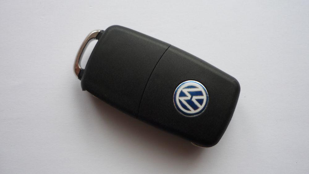 Obal klíče klíč PTW VW GOLF PASSAT POLO 2-tlačítka