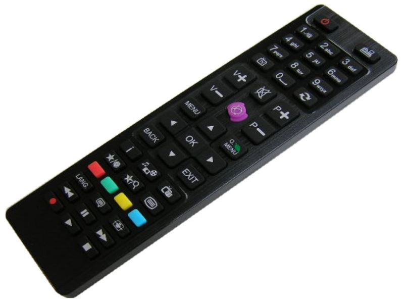 Dálkový ovladač PTW Vestel RC4875 Telefunken / 23255985