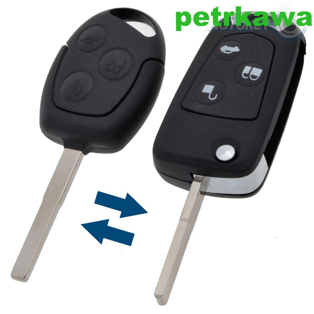 Obal klíče klíč PTW Ford FORD Escort Fiesta Mondeo KA