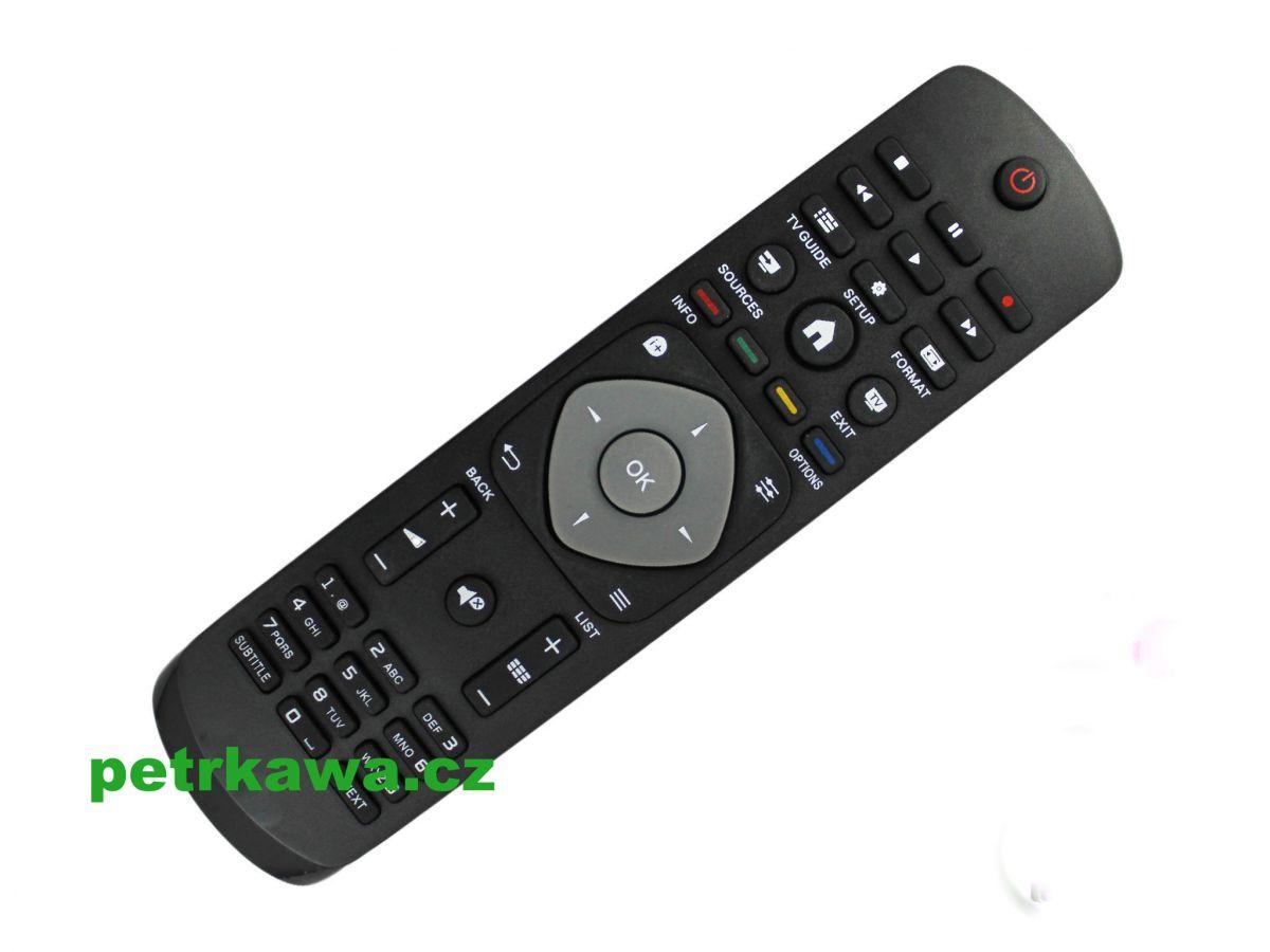 Dálkový ovladač ptw Philips YKF348001 996590020164 replika 100%