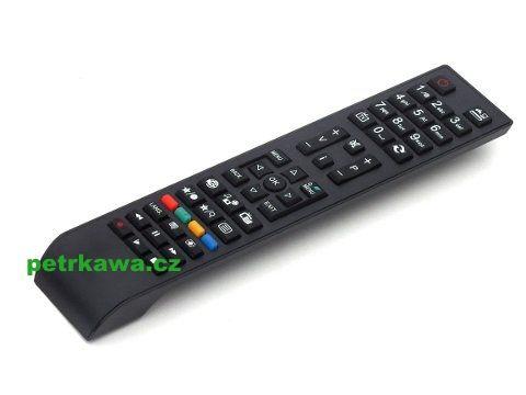 Dálkový ovladač Finlux RC4845 LCD LED TV originál