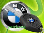 Obal klíče klíč PTW BMW E39 E38 E46 X5 Z3....